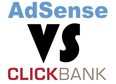 Adsense VS Clickbank